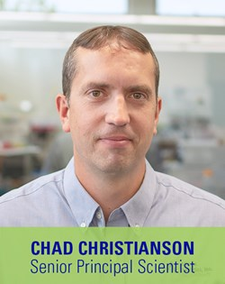 Chad Christianson, Senior Scientist