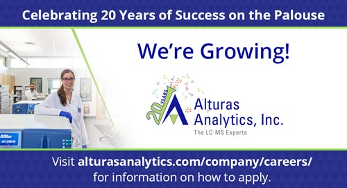 Alturas Analytics Now Hiring